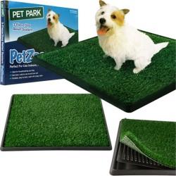 Little Friends - Pet Zoom Pet Park Köpek Tuvalet Eğitim Seti Büyük Boy