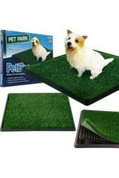Little Friends - Pet Zoom Pet Park Köpek Tuvalet Eğitim Seti Küçük