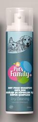 Pets Family - Pets Family Kedi Köpek Köpük Şampuan 200ml