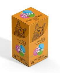Pets Family - Pets Family Kedi Somon Yağı 100ml