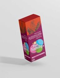 EUROPET - Pets Family Kuş Multi Vitamin ADEC 30ml