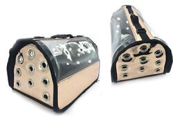 Little Friends - Pırıltılı Şeffaf Fly Bag Taşıma Çantası