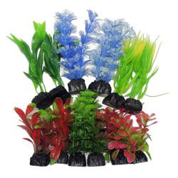 Fatih-Pet - Plastik Bitki 8-10 cm (12 li)