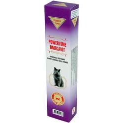Fatih-Pet - Power Time Kedi Omegavit Tüy Dökülme Önleyici 20 mg