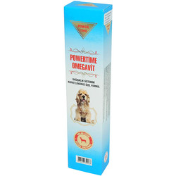 Fatih-Pet - Power Time Köpek Omegavit Tüy Dökülme Önleyici 20 mg