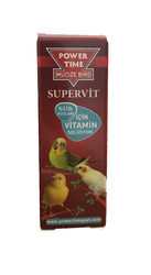 Fatih-Pet - Power Time Süs Kuşları İçin Vitamin 6lı