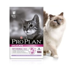 Pro Plan - Pro Plan Delicate Turkey - Hassas Sindirimli Kedi Maması 3 Kg