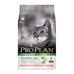 Pro Plan - Pro Plan Sterilised Optirenal Salmon - Somonlu Kısır Kedi Maması 10 Kg