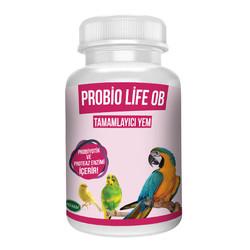 PROFARM - Probio Life OB - Süs Kuşları için Sindirim Düzenleyici Probiyotik 50g