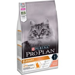 Pro Plan - Proplan Elegant Derma Somonlu Yetişkin Kedi Maması 3 Kg