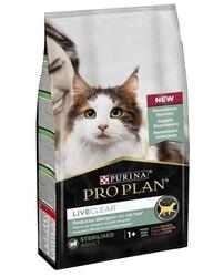Nestle Purina - ProPlan LiveClear Kısırlaştırılmış Kediler için Somonlu Kedi Maması 1,4 Kg