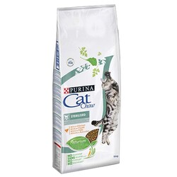 Nestle Purina - Purina Cat Chow Sterilised Kısır Kedi Tavuklu Maması 15kg