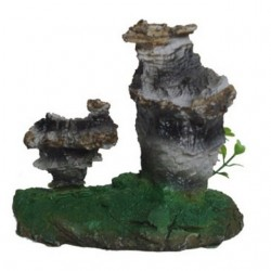 Fatih-Pet - QD-042 Akvaryum Dekoru 13x7,5x10,5 cm