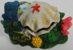 Fatih-Pet - QE-045 Akvaryum Dekoru 13,5x8,5x11,5 cm
