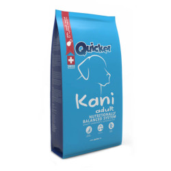 Little Friends - Quicker Kani Beef Adult Dog Food - Sığır Etli Yetişkin Köpek Maması 3 Kg