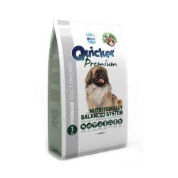 Little Friends - Quicker Premium Adult Mini/Midi - Kümes Hayvanlı Küçük Irk Yetişkin Köpek Maması 1 Kg