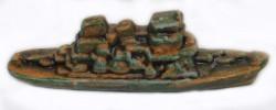 Güner Seramik - R-09 Savaş Gemisi