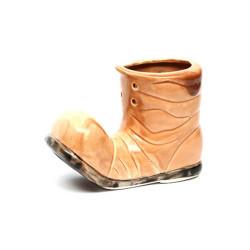 Güner Seramik - R-72 Delik Ayakkabı Akvaryum Dekoru