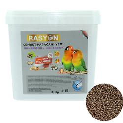 Rasyon - Rasyon High Protein Cennet Papağan Yemi 5kg