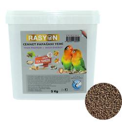 Rasyon - Rasyon High Protein Cennet Papağan Yemi Omegalı 5kg