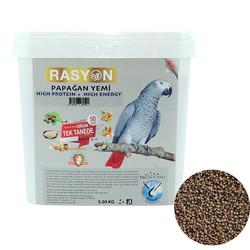 Rasyon - Rasyon High Protein&Energy Papağan Yemi 5kg