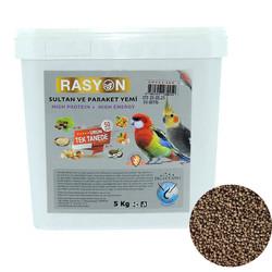 Rasyon - Rasyon High Protein&Energy Sultan Yemi Omegalı 5kg