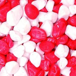 Vitasand - REF-184 Kırmızı Beyaz Fanus Çakılı 350 gr 15 li Paket