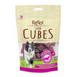 Reflex - Reflex Lamb Cubes - Kuzu Etli Küp Şeklinde Köpek Ödülü 80g
