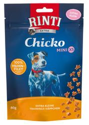 Rinti - Rinti EX XS Tavuklu Köpek Ödülü 80g