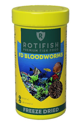 Rotifish FD Bloodworms 7 gr.