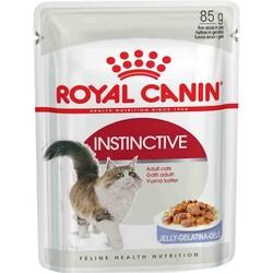 Royal Canin - Royal Canin Jelly Instinctive Yaş Kedi Maması 85 Gr.