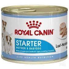 Royal Canin - Royal Canin Starter Mousse Yavru Köpek Konservesi 195 Gr.