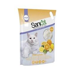 Sanicat - Sanicat Fresh Silica Citric Turunçgilli 5 L