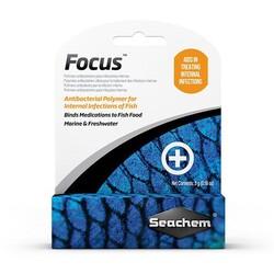 Seachem - Seachem Focus 5gr Dahili Enfeksiyonlar İçin Antibakteriyel Polimer