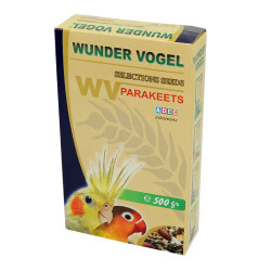 Wunder Vogel - Selection Big Paraket Yemi 500g