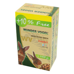 Wunder Vogel - Selection Tavşan Yemi 1100g
