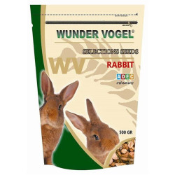 Wunder Vogel - Selection Tavşan Yemi 500g