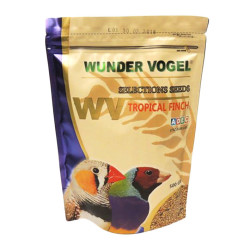 Wunder Vogel - Selection Tropical Finch Yemi 500g