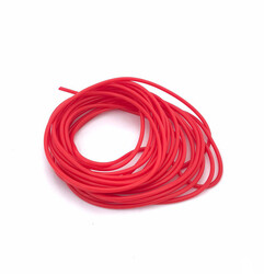 Fatih-Pet - Silikon Hortum Kırmızı 5m