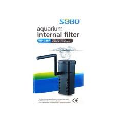 Sobo - Sobo Wp-310F Akvaryum İç Filtre 3W/300 L/H