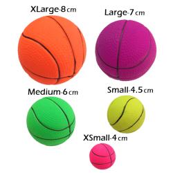 Fatih-Pet - Sünger Top Köpek Oyuncağı XLarge 8 cm