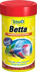 Tetra - Tetra Betta Beta Balığı Yemi 100 ml/27 gr