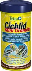 Tetra - Tetra Cichlid Mini Granules Granül Balık Yemi 250 ml/125 gr