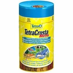 Tetra - Tetra Crusta Menu Karides ve Kerevit Yemi 100 ml/52 gr