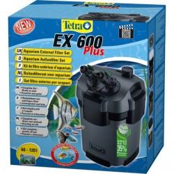 Tetra - Tetra Ex 600 Plus Akvaryum Dış Filtre 600 L/s-7,5 W