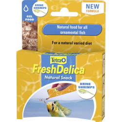 Tetra - Tetra Fresh Delica Brine Shrimp (TuzLu Su Artemiası) 16x3g/48g
