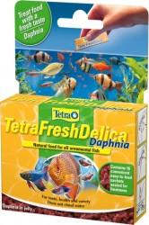 Tetra - Tetra Fresh Delica Daphnia Geliştirici Yem 48 gr