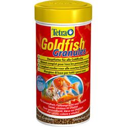 Tetra - Tetra Goldfish Granules Balık Yemi 100 ml/32 gr