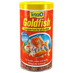 Tetra - Tetra Goldfish Japon Balığı Yemi 250 ml/52 gr