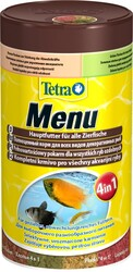 Tetra - Tetra Menu FoodMix 4in1 25gr/100ml